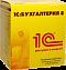 1С:Бухгалтерия 8 КОРП (программная защита)